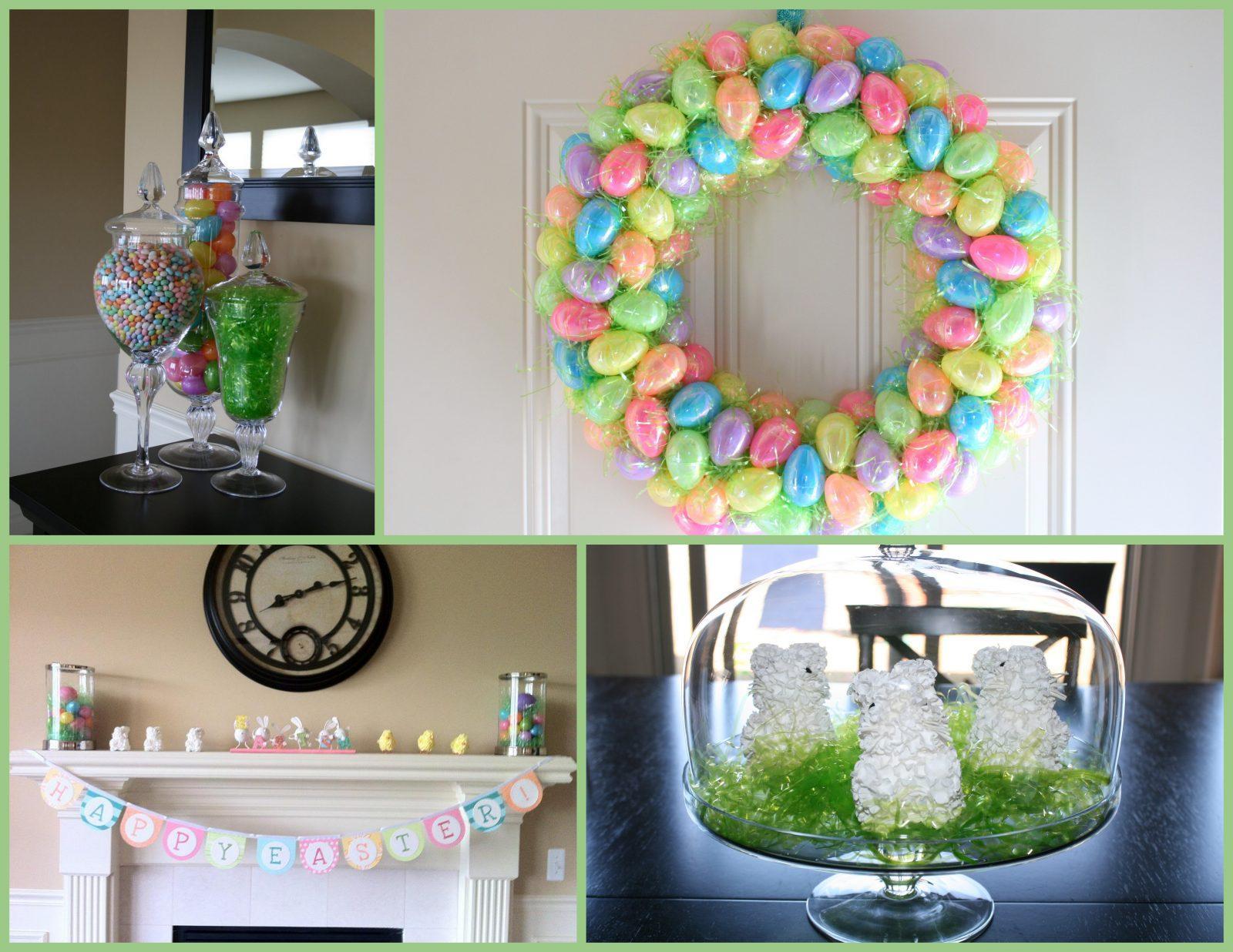 Easter Decorations Subscription Box Ramblings