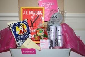 POPSUGAR Must Have Box Review + Coupon Code – October 2012