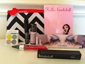 October 2012 ipsy Glam Bag Review