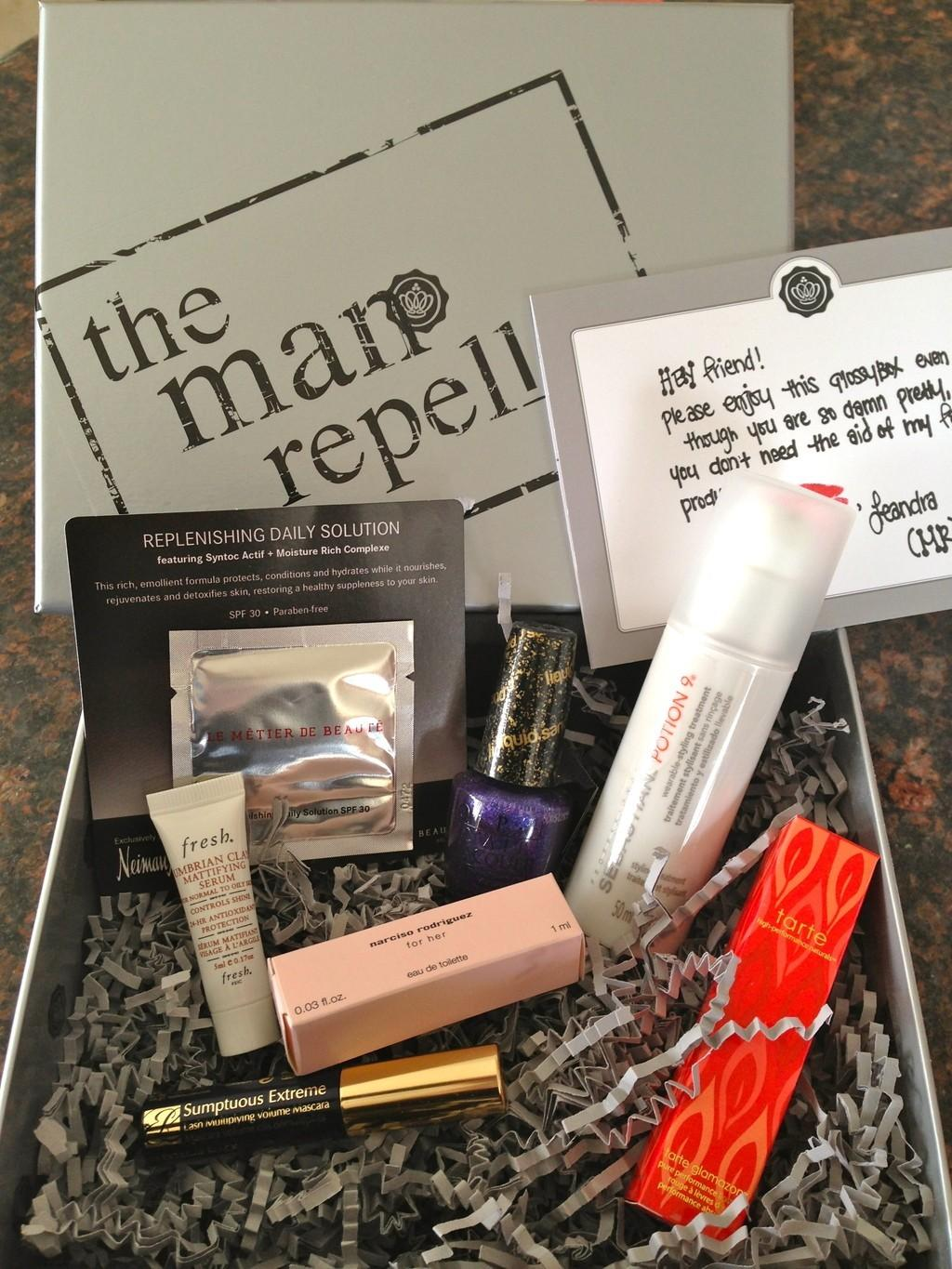 GLOSSYBOX Review + Coupon Code – January 2013
