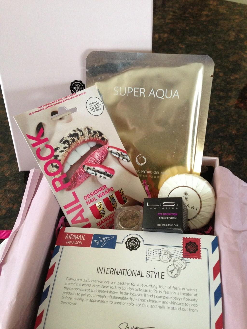 GLOSSYBOX Review + Coupon Code – February 2013