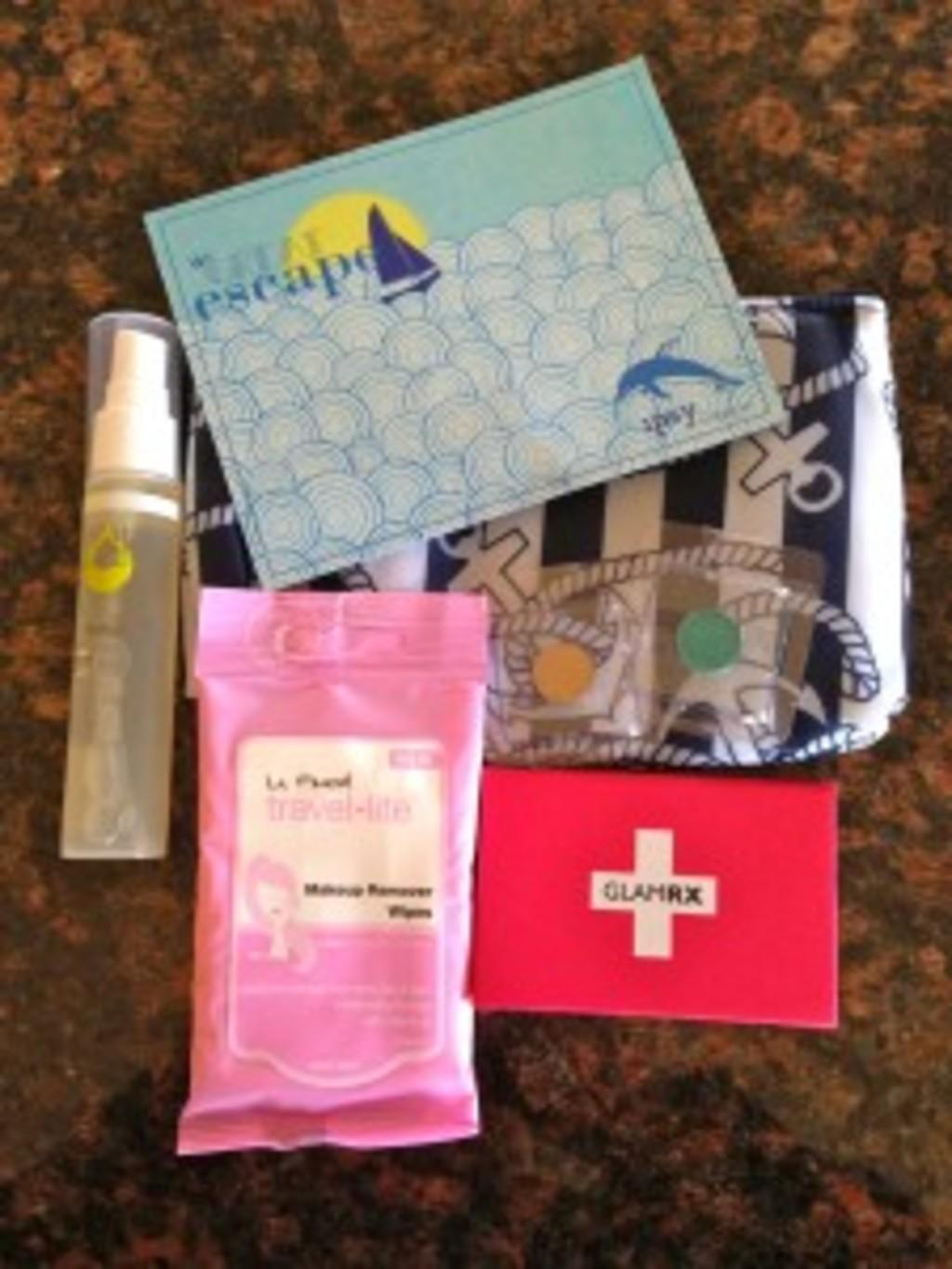 March 2013 ipsy MyGlam Bag Review