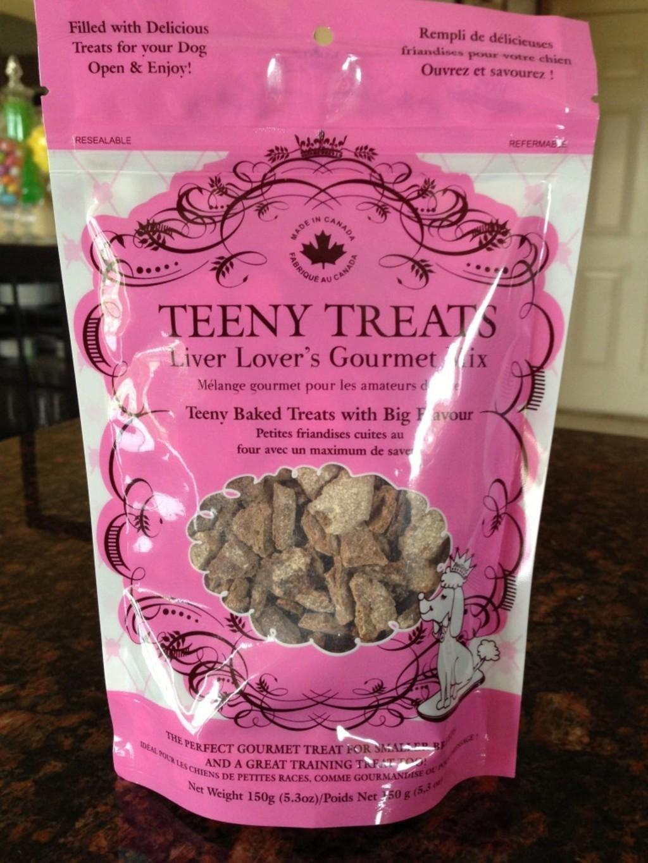 Feelgood Teeny Treats - Liver Lover's Gourmet Mix