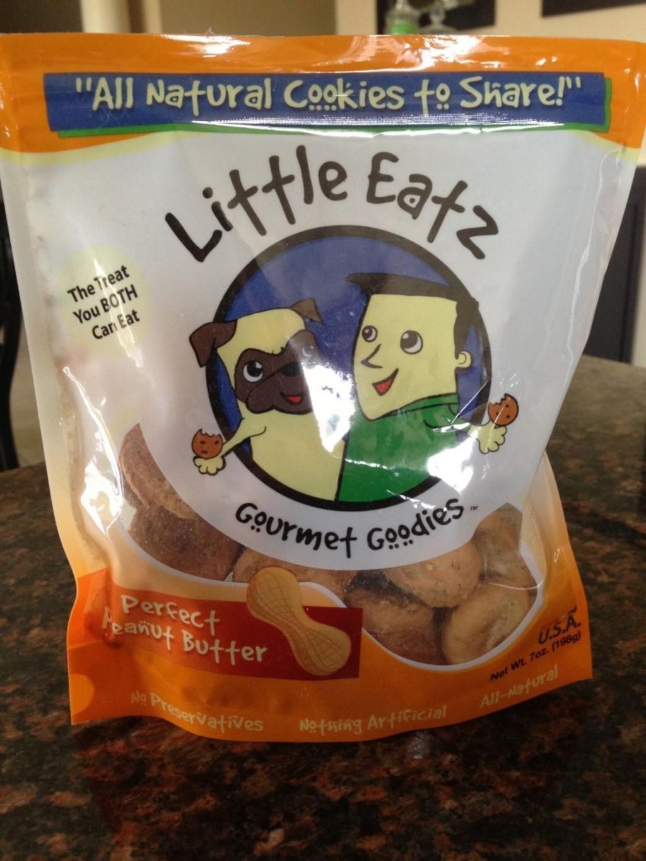 Little Eatz Peanut Butter Cookies