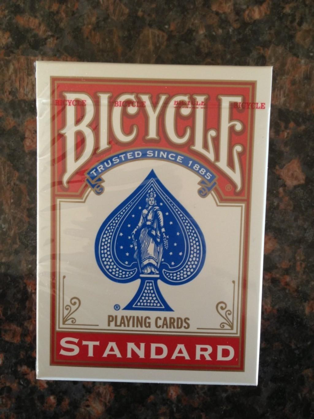 Bicycle Playing Cards Doteable