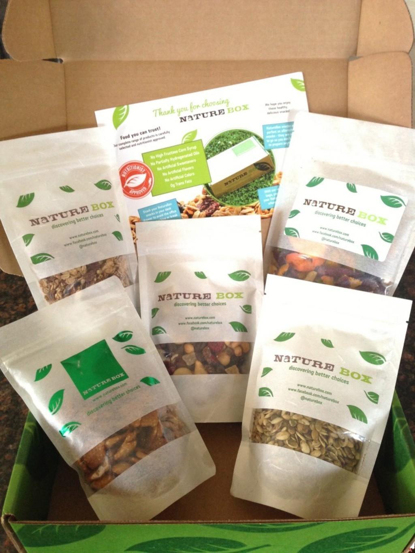 April NatureBox Review - Subscription Box Ramblings