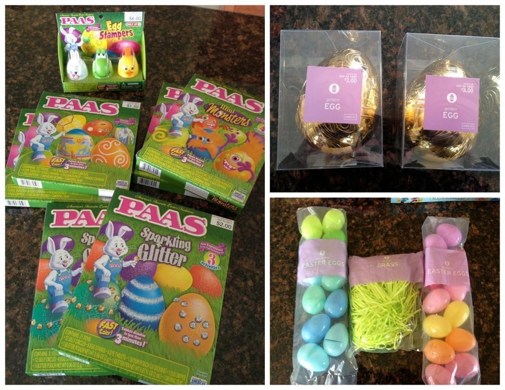 Target 90 Off Easter Clearance Haul Subscription Box
