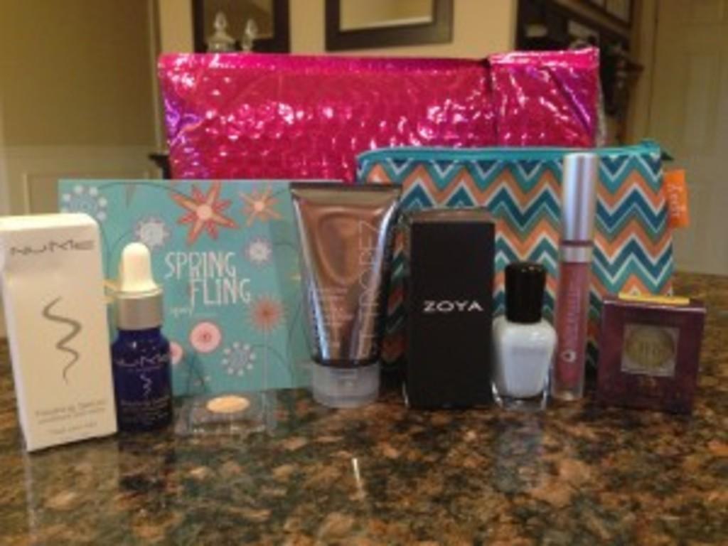 May 2013 ipsy My Glam Bag Review