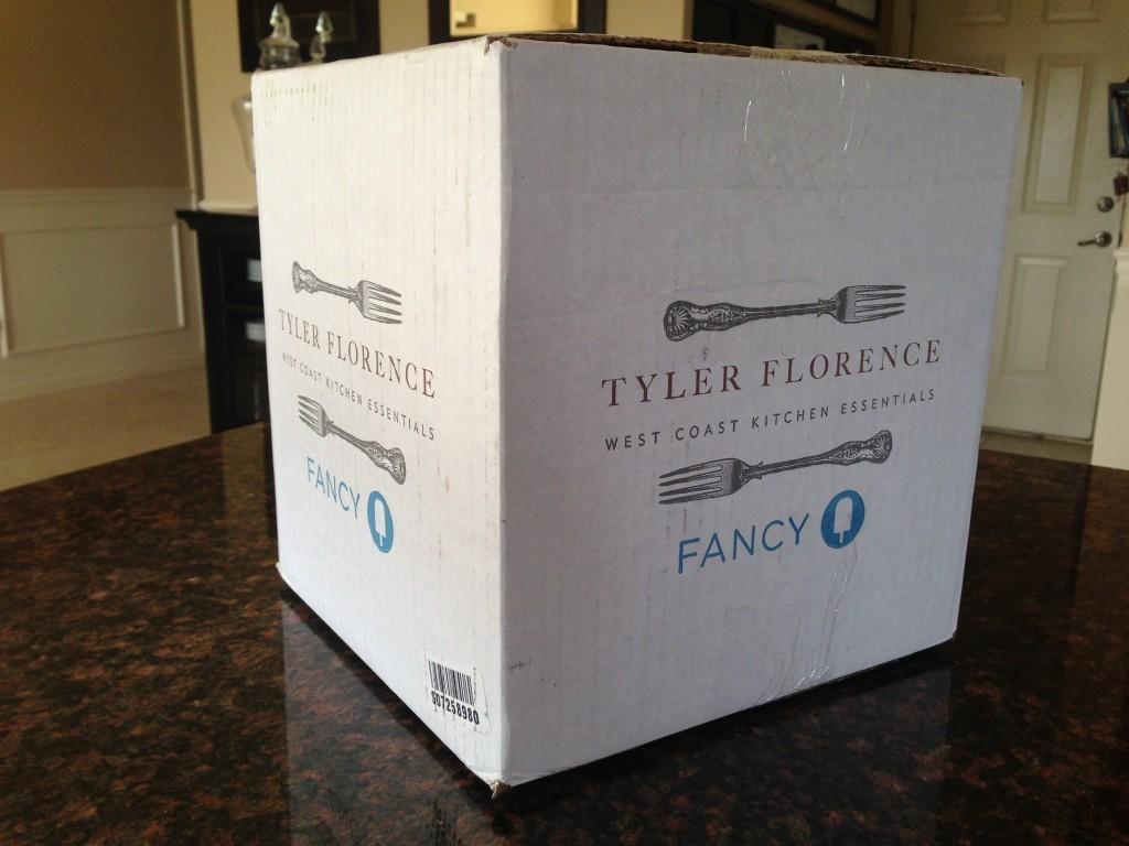 Tyler Florence Fancy Box