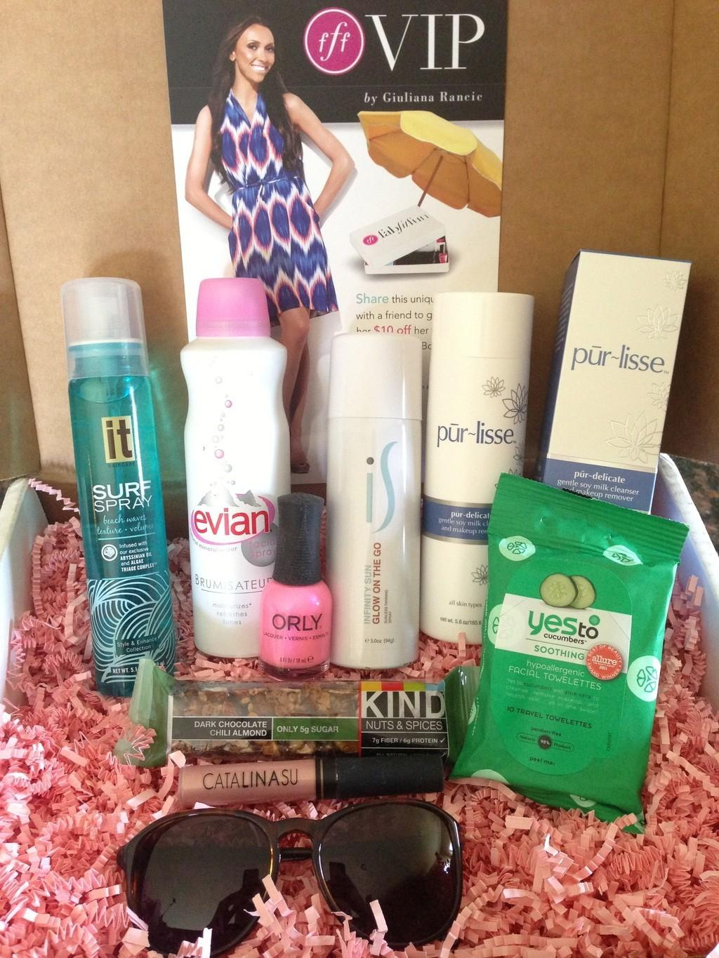 fabfitfun review - summer 2013