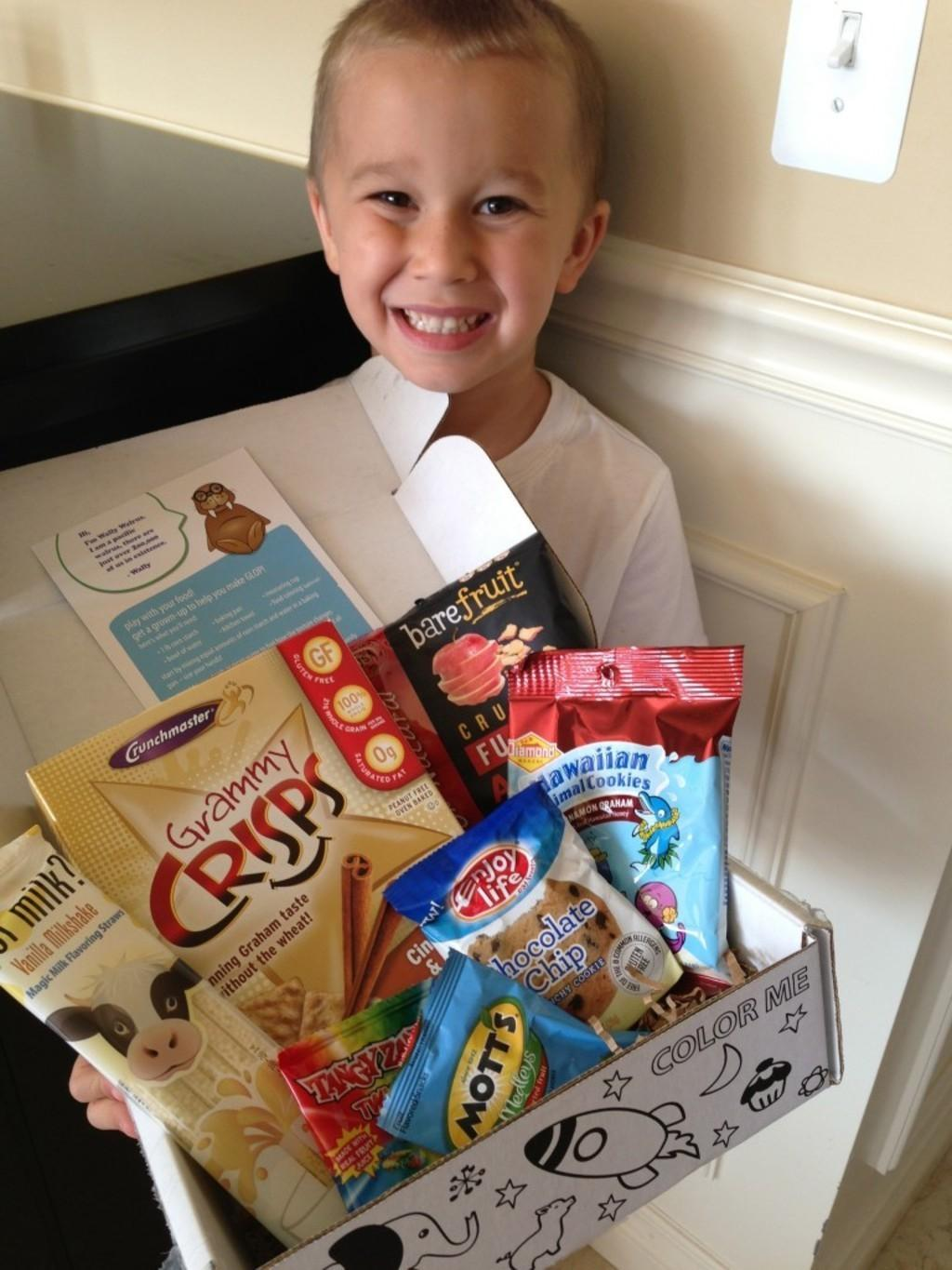 Goodies Kids Box