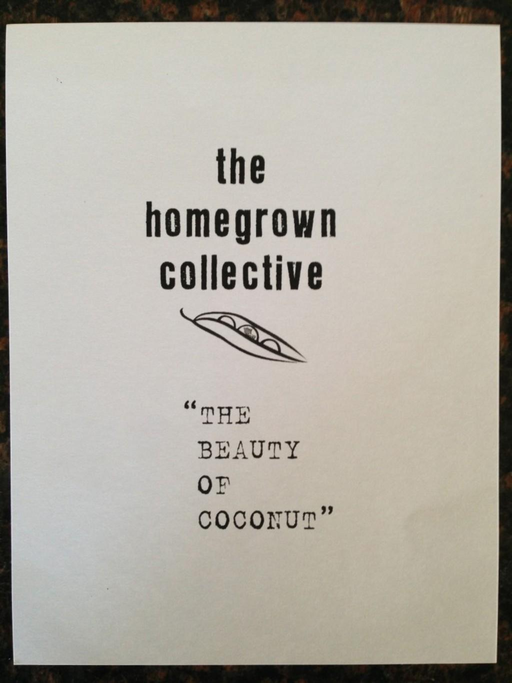 August The Homegrown Collective
