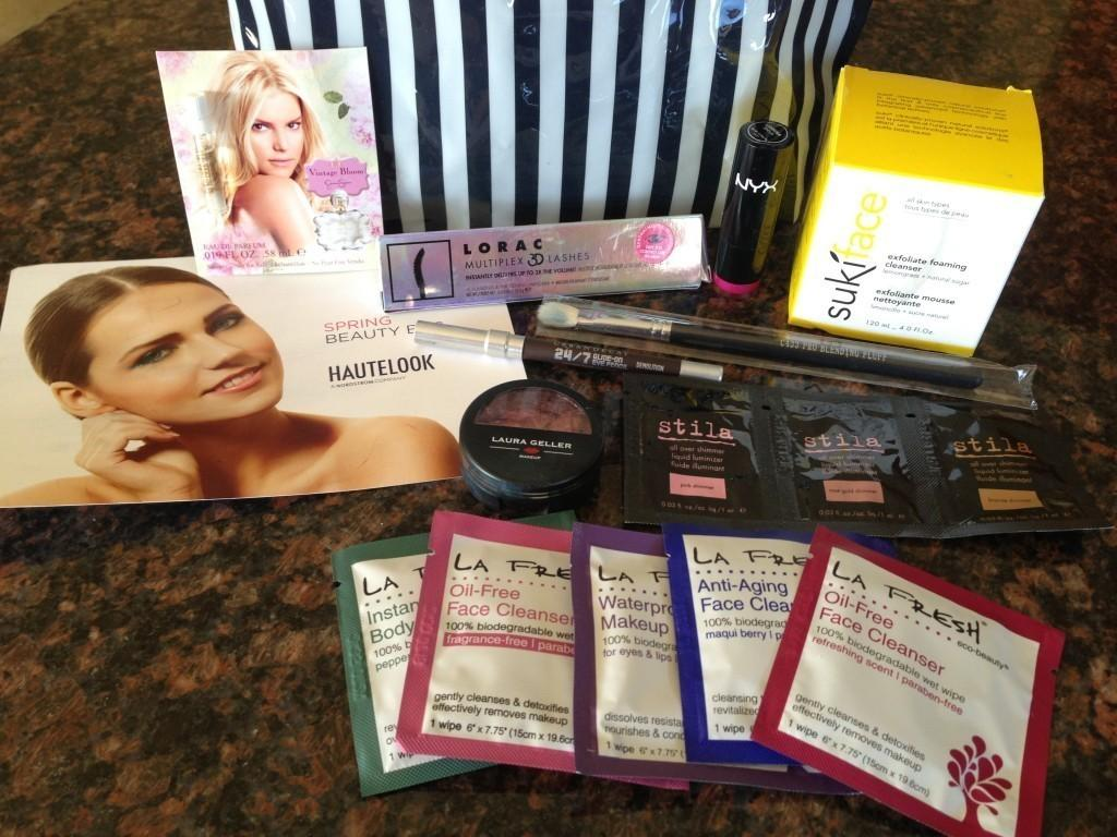 Hautelook Spring Beauty Bag