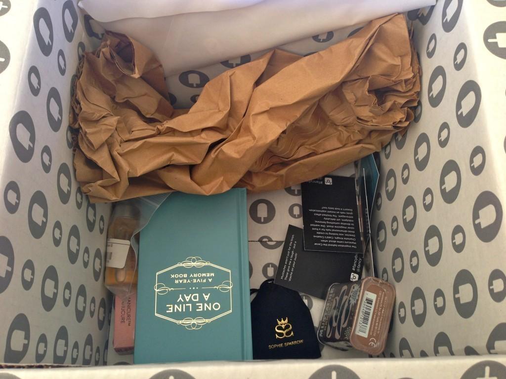 August Jennifer Love Hewitt Fancy Box