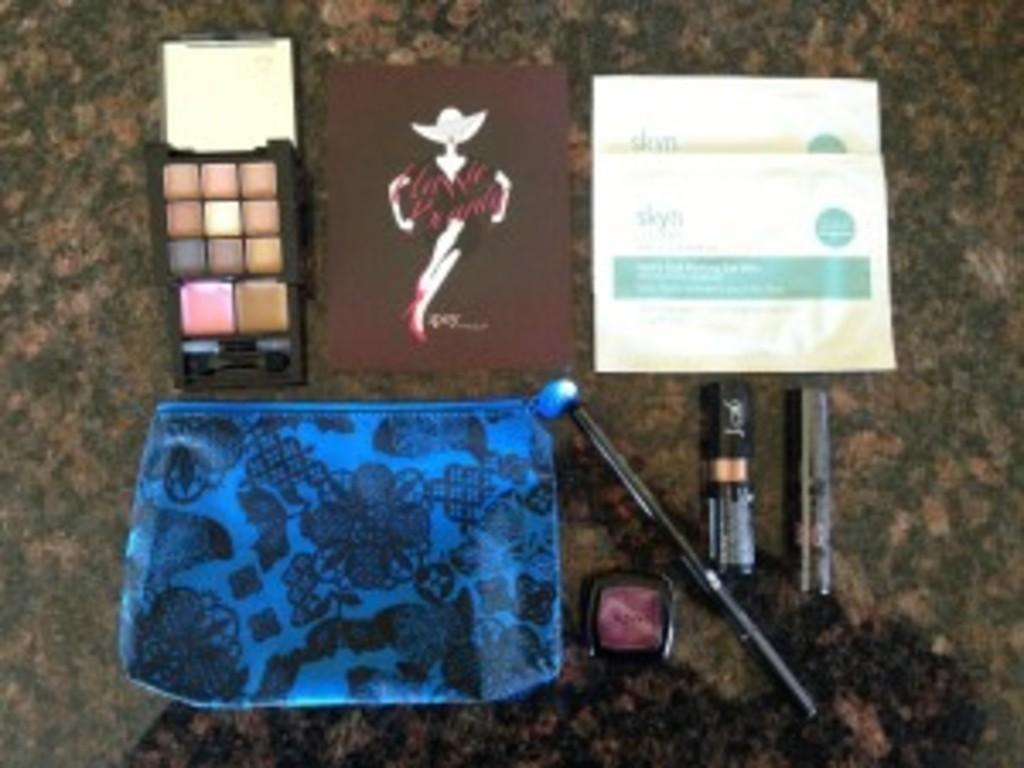"""September 2013 ipsy Glam Bag Review – """"Classic Beauty"""""""