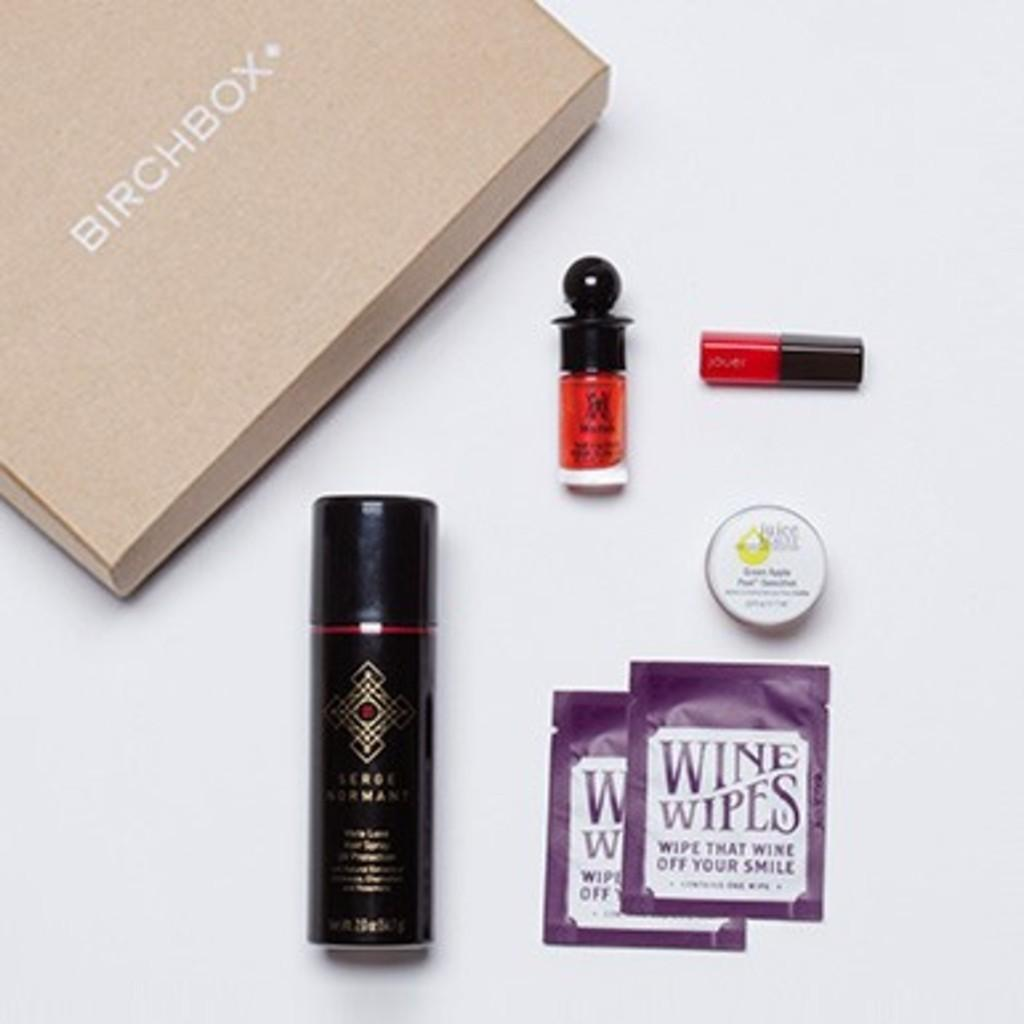 September Birchbox #22