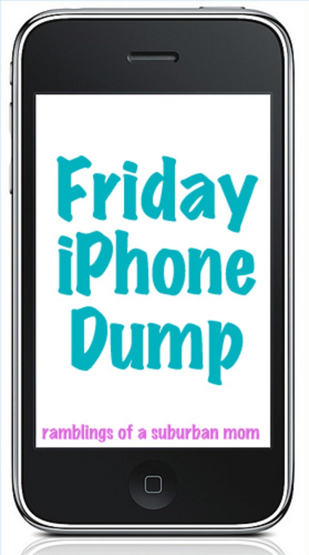 Fridayiphonedump