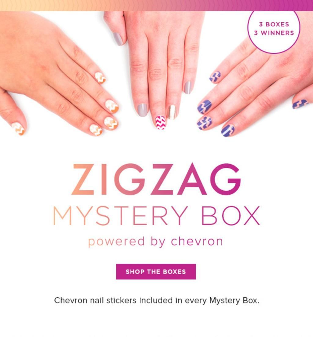 Julep ZigZag Mystery Box!