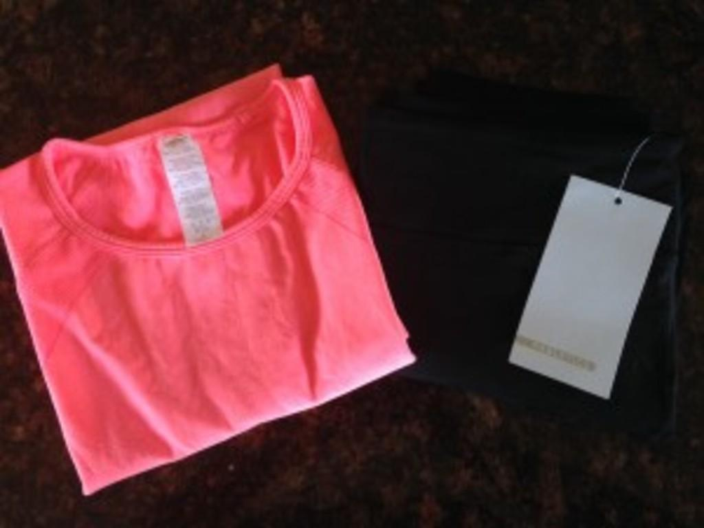 Fabletics Subscription Review – September 2013 + Coupon