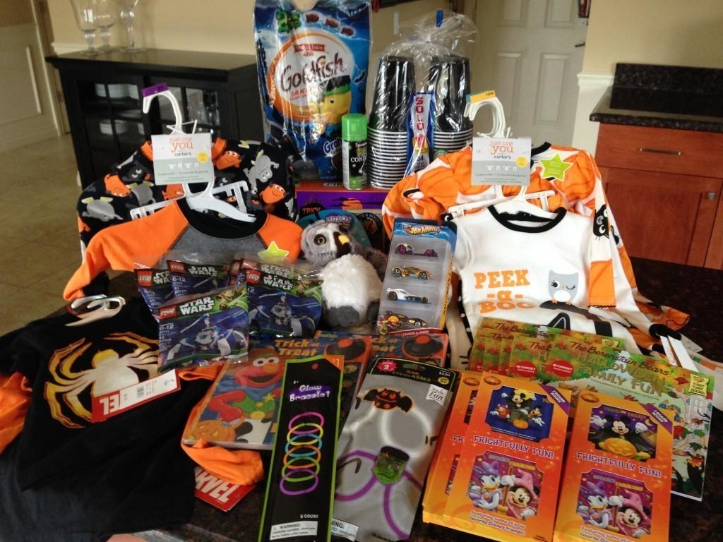 Target 90% off Halloween Clearance Haul - Round 2 - Subscription ...