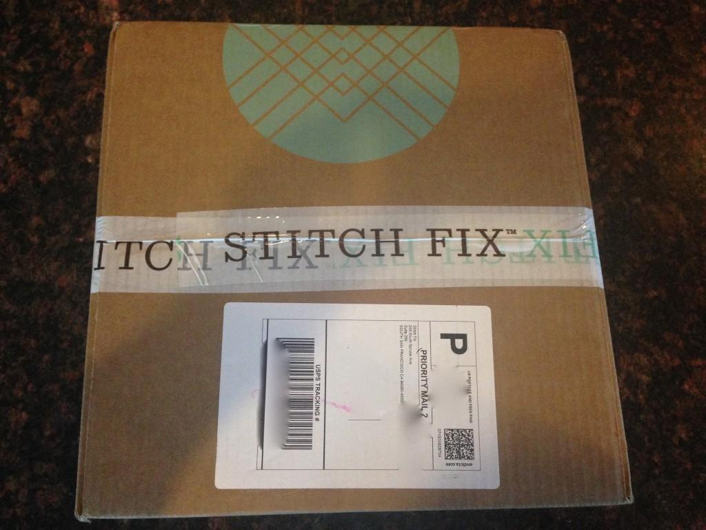 November Stitch Fix