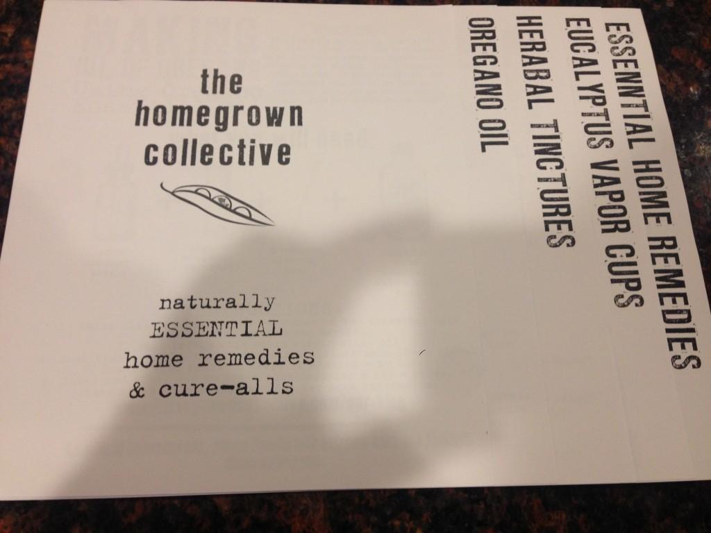 December Homegrown Collective