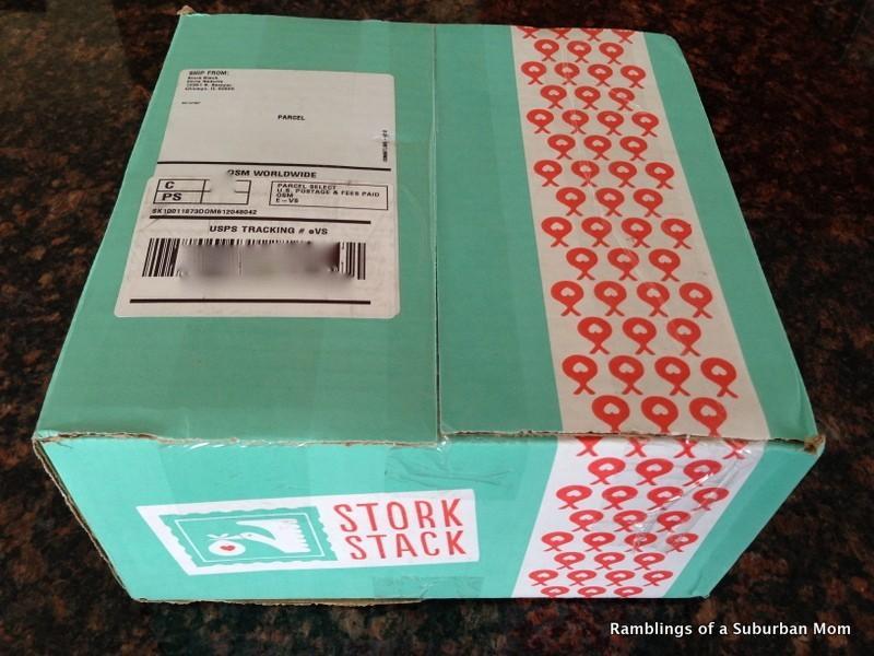 January 2014 Stork Stack