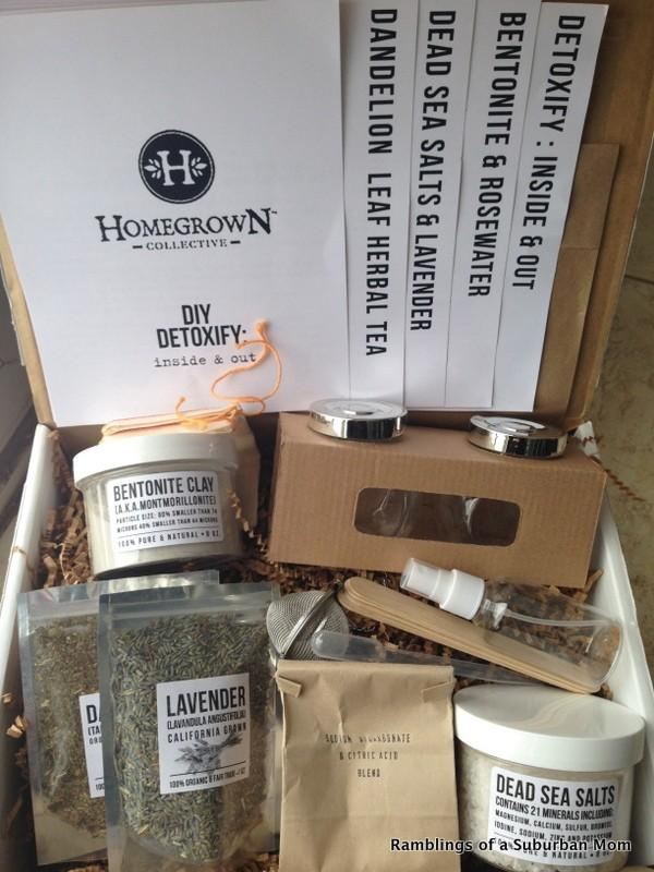 January 2014 The Homegrown Collective