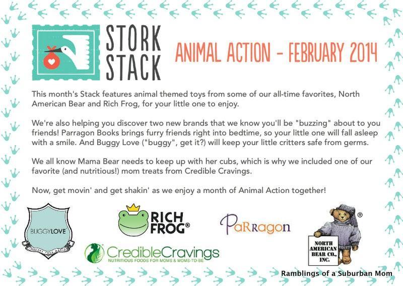 February 2014 Stork Stack
