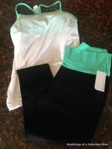 Fabletics Subscription Review – March 2014