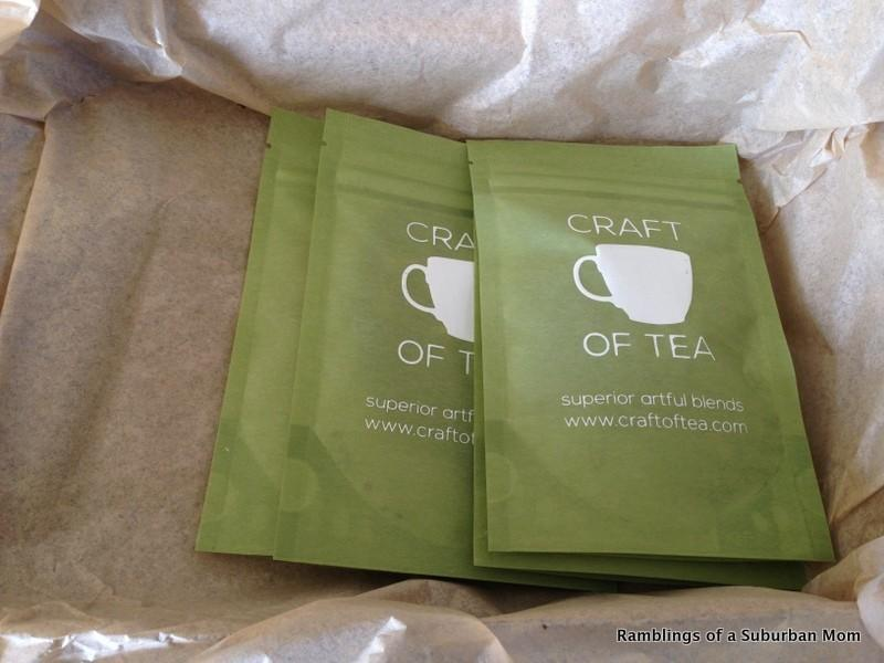 March 2014 Craft of Tea