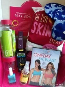 PopSugar Must Have Box Review + Coupon Code – May 2014