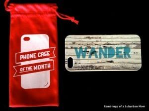 May 2014 Phone Case of the Month Review + Discount