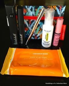 """June 2014 ipsy Glam Bag Review – """"Pretty in Paradise"""""""
