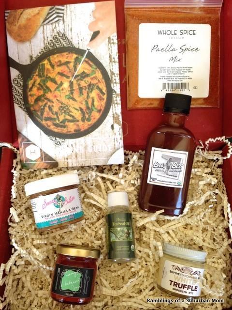 June 2014 Hatchery Tasting Box