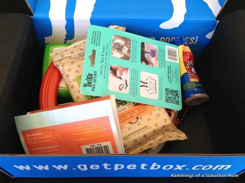 July 2014 PetBox