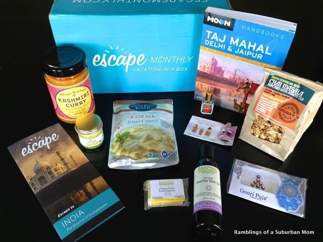 July 2014 Escape Monthly
