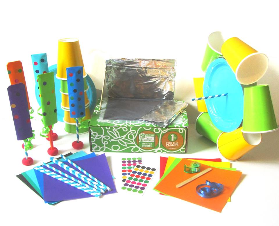 August Green Kids Craft