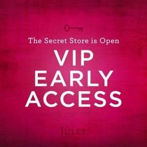 Julep Secret Store!