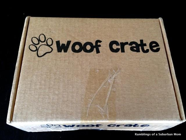 August 2014 Woof Crate