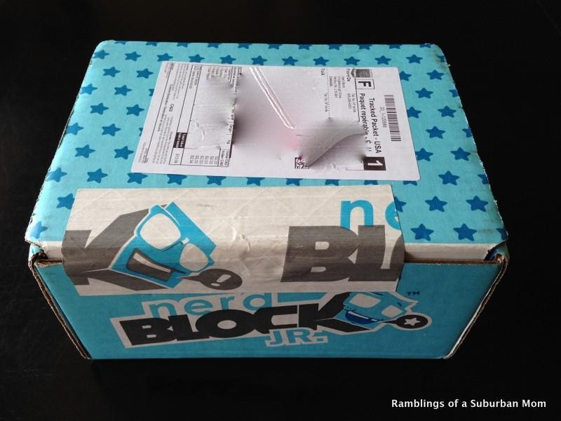 August 2014 Nerd Block Jr (Boy)