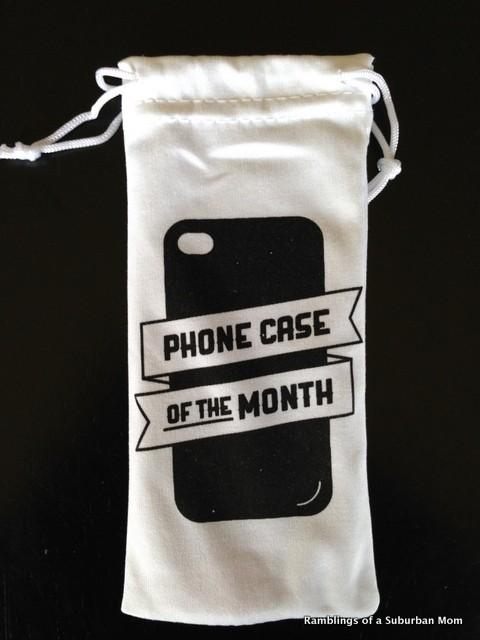 August 2014 Phone Case of the Month