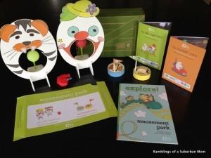 Kiwi Crate Review + Coupon Code – August 2014