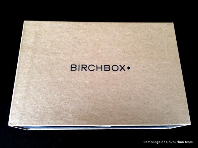 September 2014 Birchbox Man