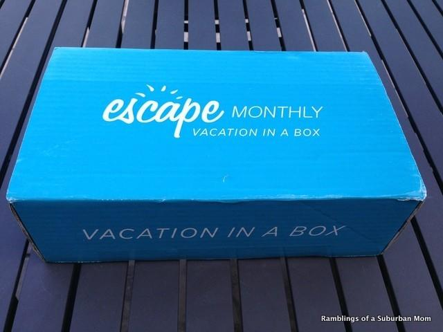 August 2014 Escape Monthly