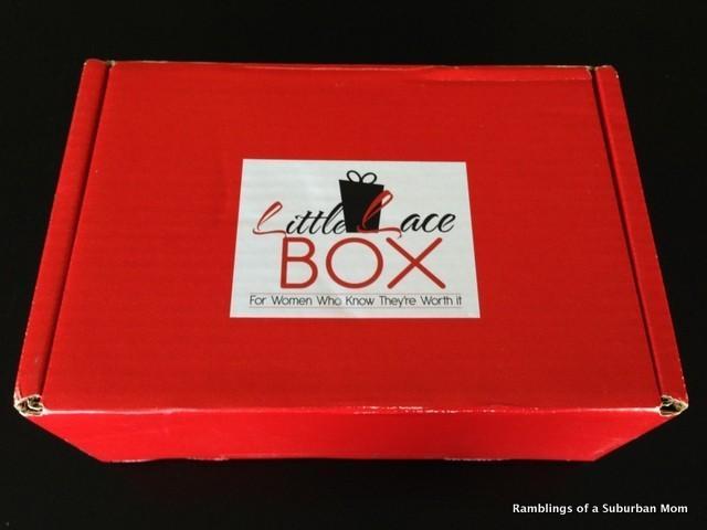 September 2014 Little Lace BoxSeptember 2014 Little Lace Box