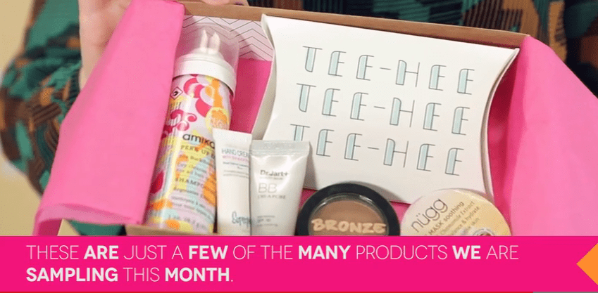 August Birchbox Sneak Peek