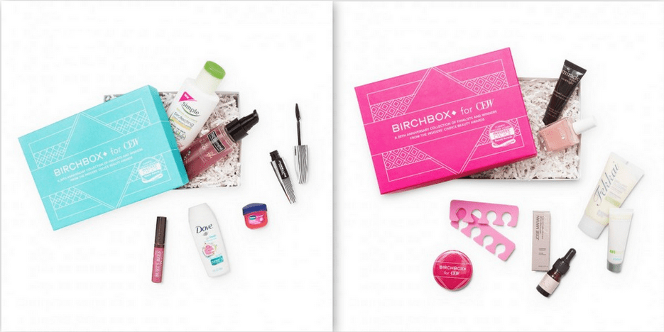 Birchbox for CEW Limited Edition Boxes