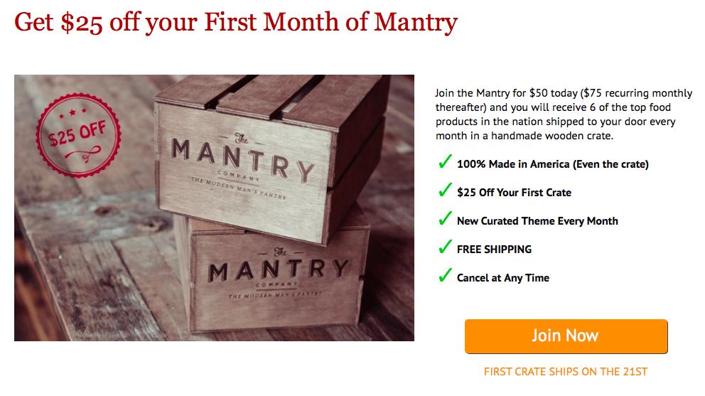 Mantry Sale