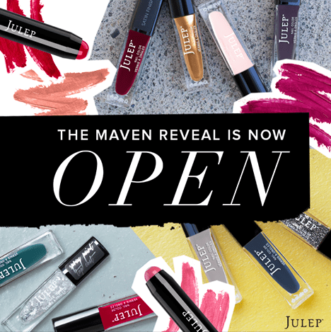 September Julep Maven Reveal